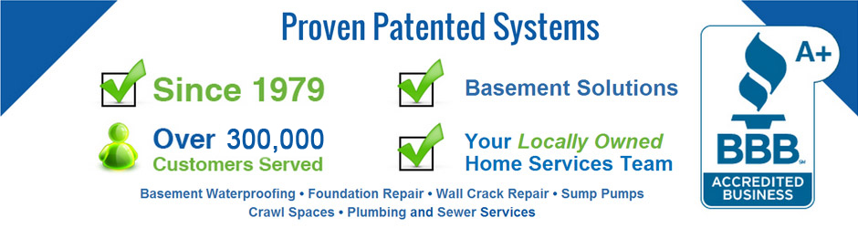 Proven waterproofing systems since 1979