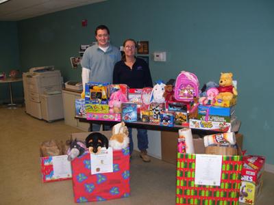 Christmas Donations 2008