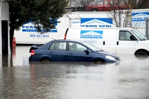 Perma-Seal Overcomes Office Flood and Helps Homeowners