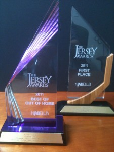 "1st place in the ""Out of Home Advertising"" category AND ""Best Of"" the ""Out of Home Advertising"" category"