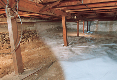 Should I Seal My Crawl Space?