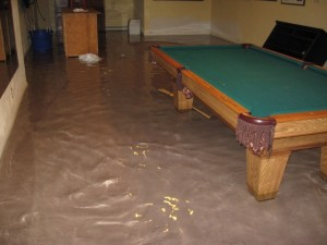 April Showers bring flooded basements; how ready are you?