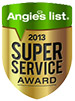 Perma-Seal has earned an Angie\'s List Super Service Award for the last 11 years